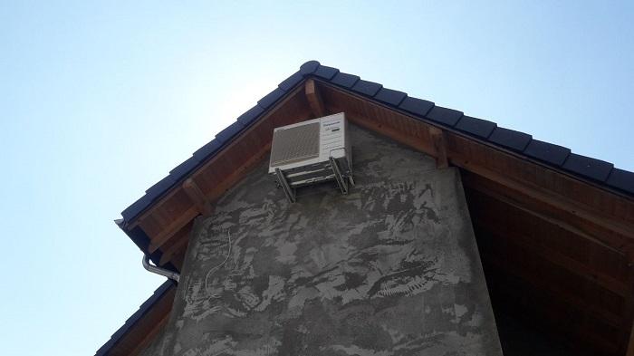 Module extérieur pompe à chaleur à La Mure