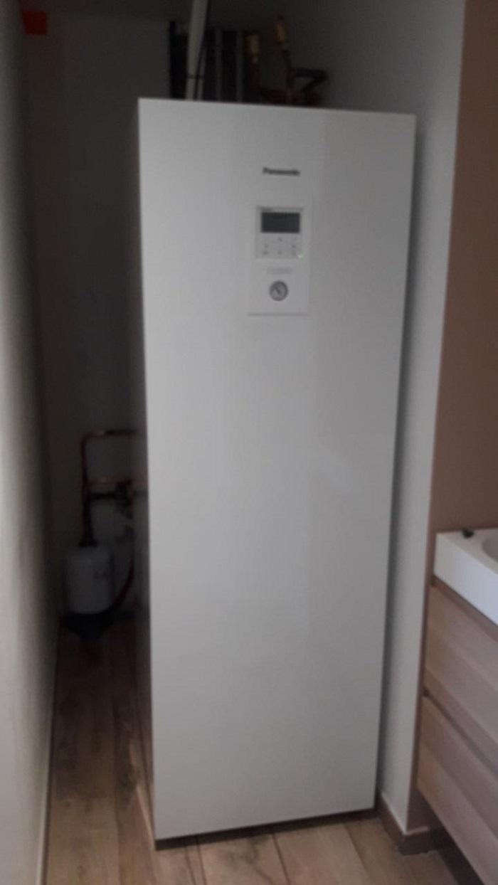 Module intérieur pompe à chaleur à La Mure